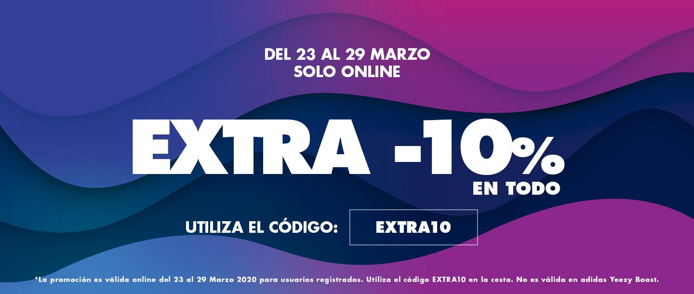 extra 10